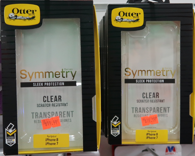 Clean clear strong cases. For Apple, samsung, and ZTE phones